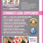 Breast Enlargement Pills
