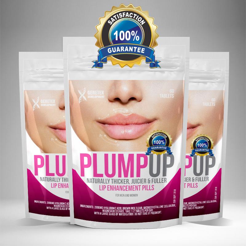 Lip Enhancement Pills