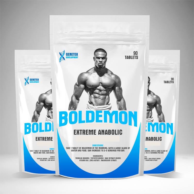 Boldemon - Extreme Anabolic