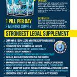 Anabolic ZMA Pills