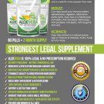 Aloe Vera Extract Tablets