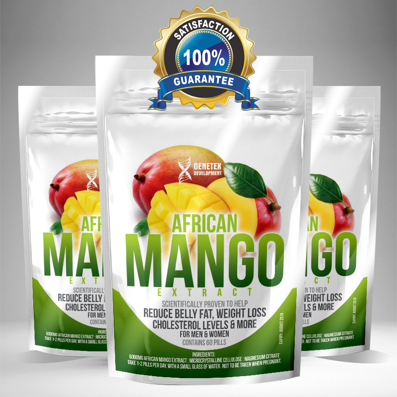 African Mango Tablets