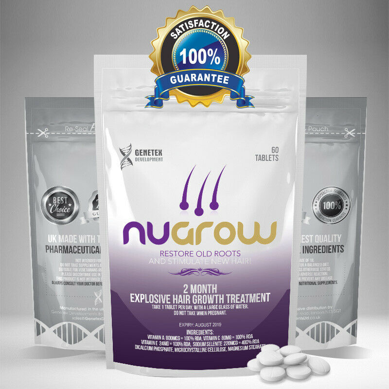 Nugrow Hair Growth Pills