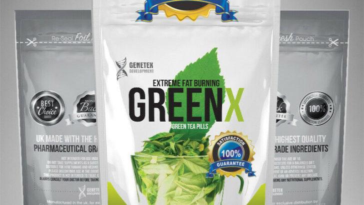 GreenX Tea Tablets