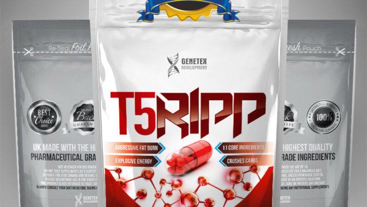 T5 Ripp fat burner capsules